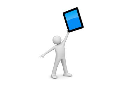 Das Apple iPad hat einen neuen Besitzer!