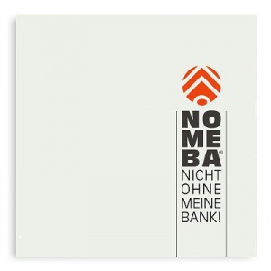NoMeBa nicht ohne meine Bank