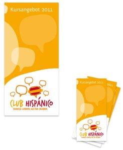 Tipps zum Flyerdesign- Club Hispanico