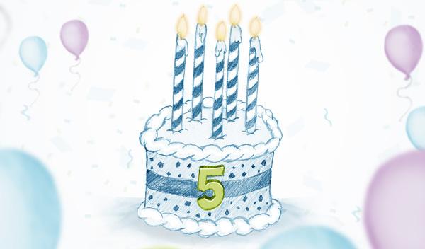 Geburtstag 5 jahre gluckwunsch