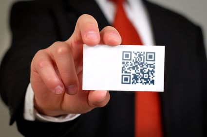 Qr Codes Auf Visitenkarten überflüssig Oder Sinnvoll