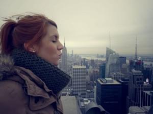 Julia in New York