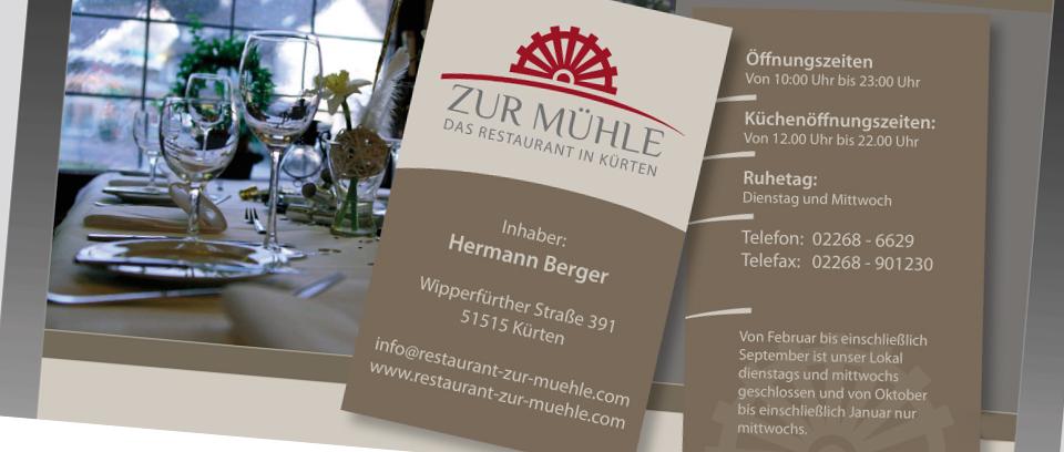Speisekarten Design Und Mehr Das Gehört Zum Gastronomie