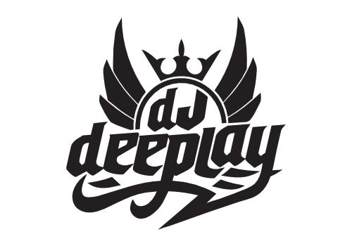 DJ Logo Design DJ Deeplay