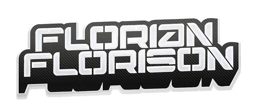 Florian Florison DJ Logo
