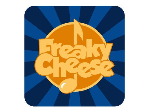 Freaky Cheese DJ Logo