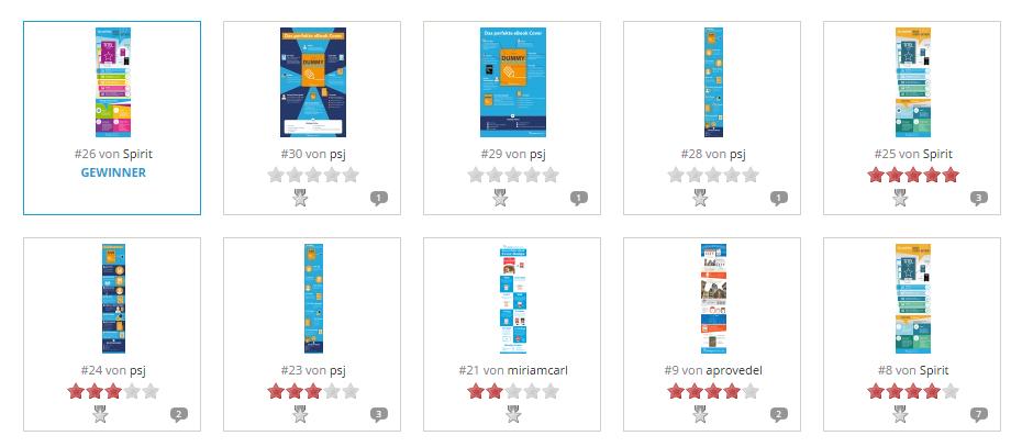 Screenshot_Projekt_Designvorschläge_Infografik eBook Cover Design