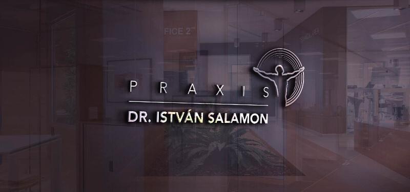 Allgemeinarzt-Praxis Logo Dr. Salamon