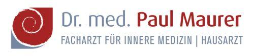 Innere Medizin Dr. Paul Maurer Logo