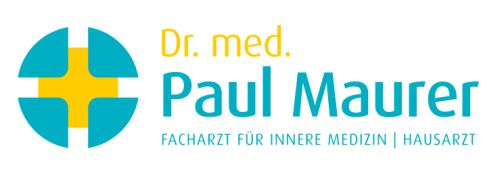 Internist Maurer Logo