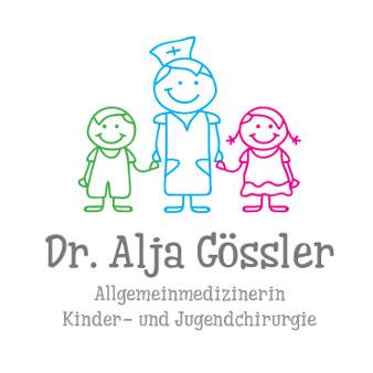 Kinderarzt Logo Dr. Gössler