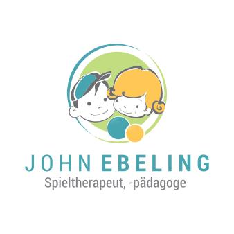 Kinderpsychologe Logo Design