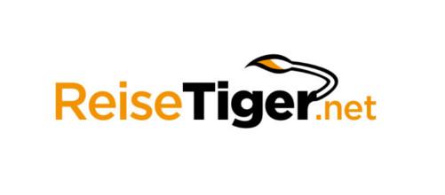 Logo-Design Reiseblog Reise Tieger