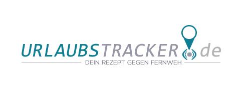 Logo-Design Reiseblog Urlaubstracker