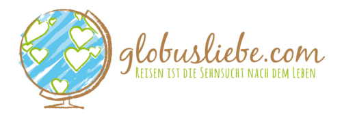 Logo-Design Reiseblog Globusliebe.com