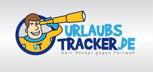 Logo-Design Reiseblog Urlaubstracker.de