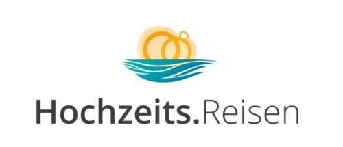 Logo-Design Reiseportal Hochzeits.Reisen