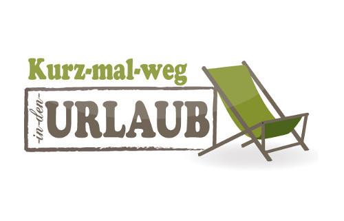 Logo-Design Reiseportal Kurz mal weg in den Urlaub
