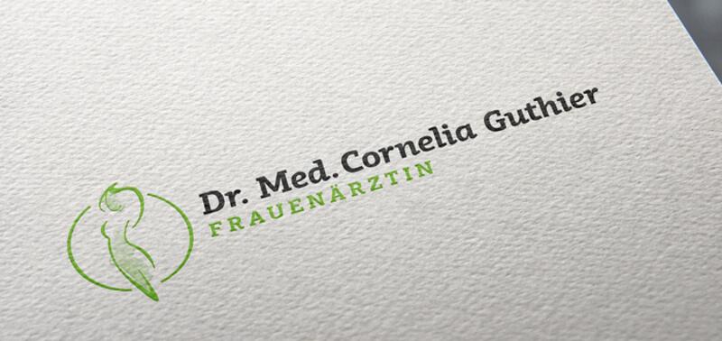 Logo Frauenärztin Guthier