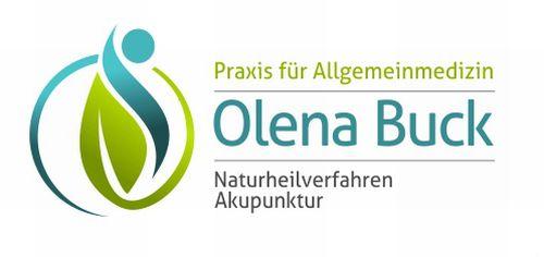 Olena Buck Praxis für Naturheilverfahren Logo