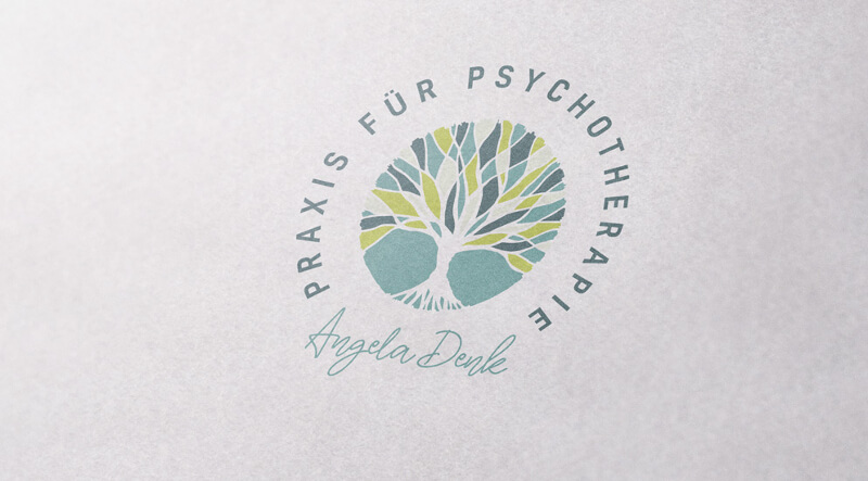 Psychotherapie Logo Angela Denk
