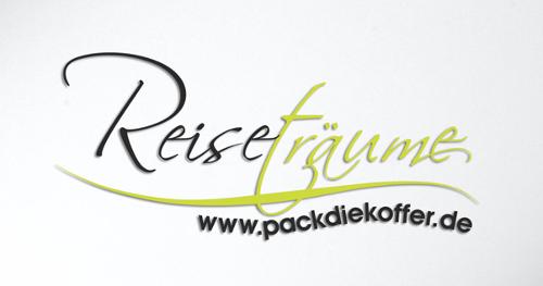 Reisebüro Logo Reiseträume