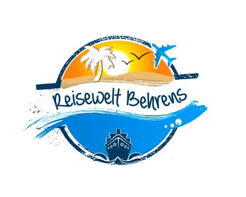 Reisebüro Logo Behrens Reisewelt