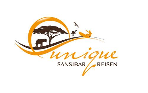 Reiseveranstalter Logo Unique