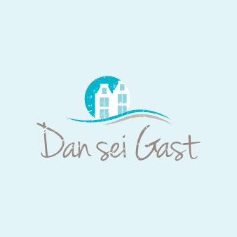 ferienwohnung logo design dan sei gast