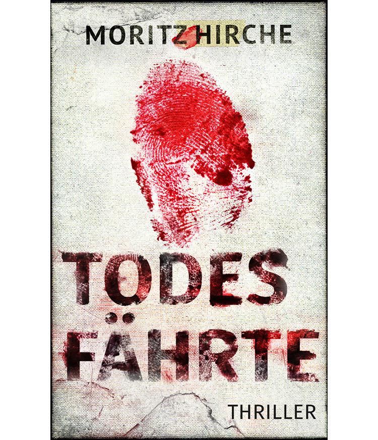 eBook Cover-Design Moritz Hirche - Todesfährte
