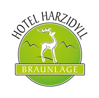 hotel logo hirsch harzidyll braunlage