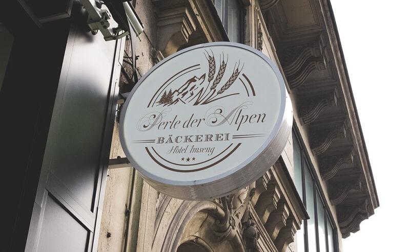 hotel logo hotel imseng perle der alpen