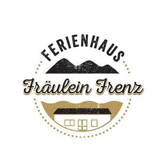 logo design ferienhaus fräulein frenz