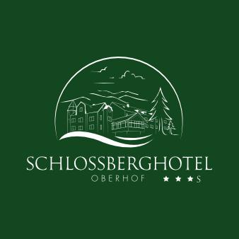 schlossberg hotel oberhof logo design