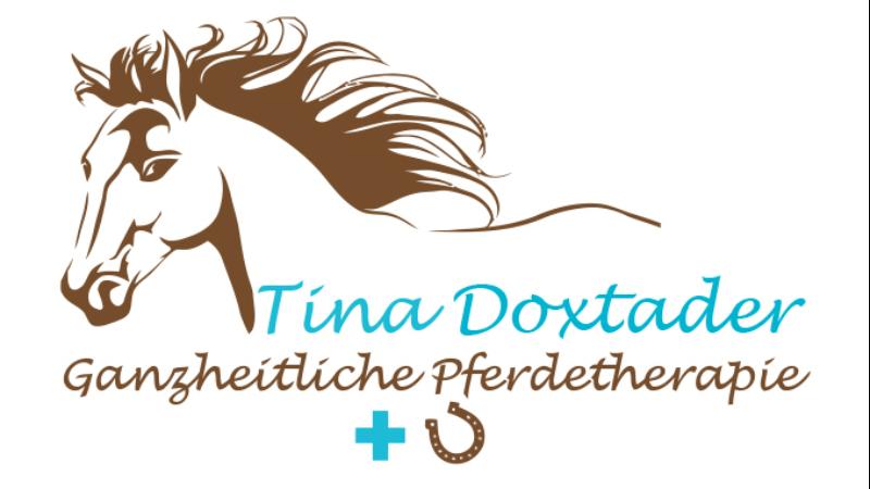 Tina Doxtader Pferdetherapie Logo