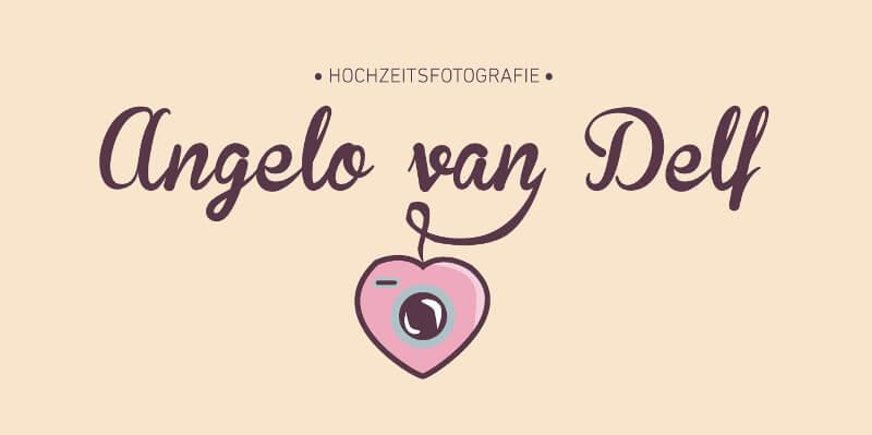 Angelo van Delf Hochzeitsfotografie Logo
