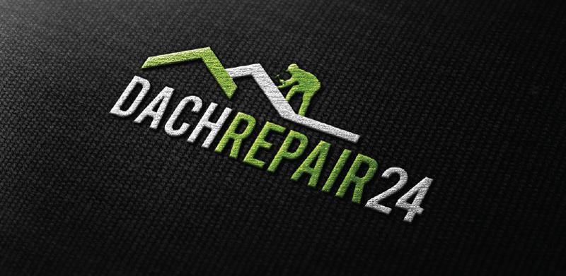 Dachrepair24 Dachdeckerei Logo 289325
