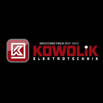 Elektriker Logo Design Elektrotechnik Kowolik 554488