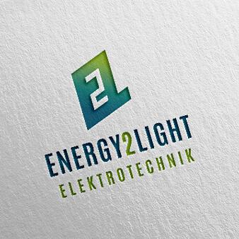 Elektriker Logo Design Energy2light 192589