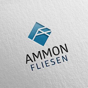 Fliesenleger Logo Design Ammon Fliesen 254561
