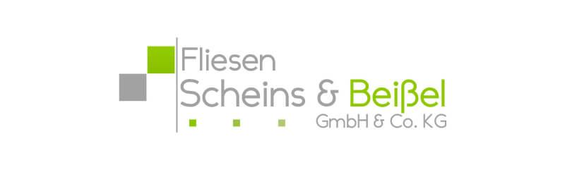 Fliesenleger Logo Design Fliesen Scheins Beißel 842322