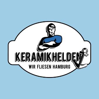 Fliesenleger Logo Design Keramikhelden 465944