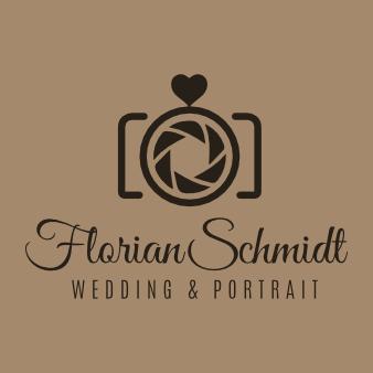 Florian Schmidt Wedding & Portrait Fotografie Logo Design