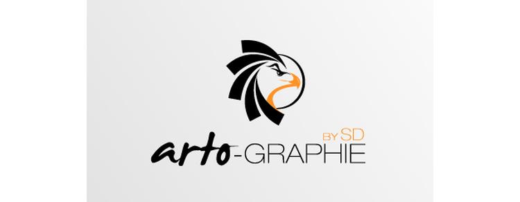 Fotograf Logo Blende artegraphe