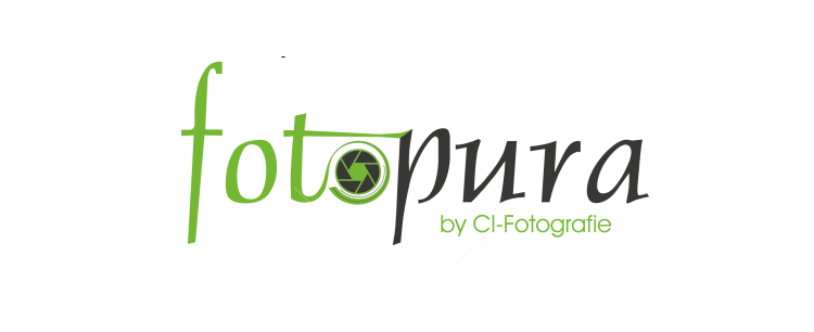 Fotograf Logo Blende fotopura