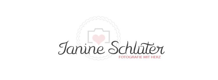 Fotografen Logo Fotografie mit Herz