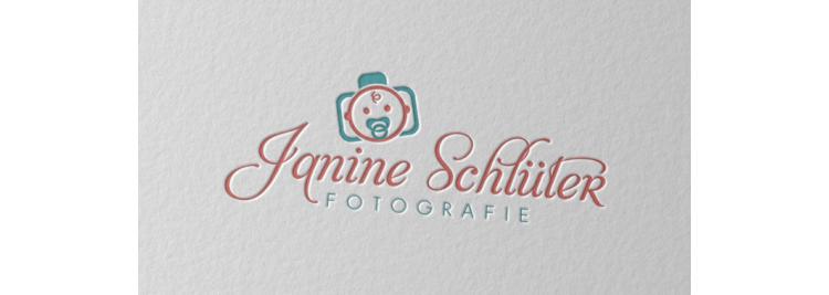 Fotografen Logo Neugeborenenfotografie