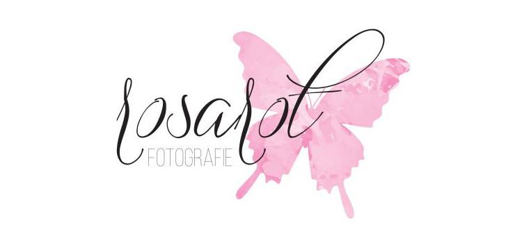 Fotografen Logo Rosarot