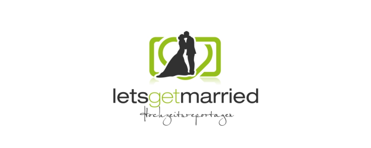 Fotografen Logo letsgetmarried
