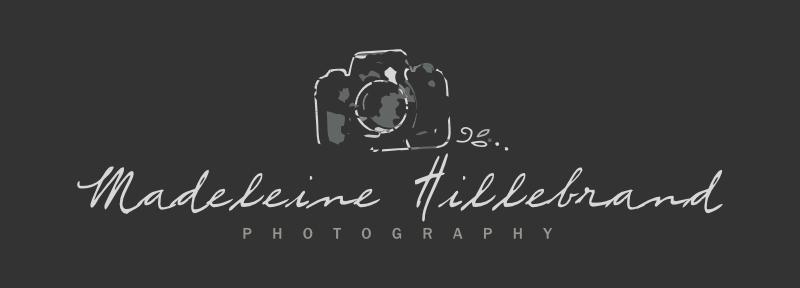 Fotografie Logo Kamera Madeleine Hillebrand